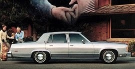 1978 Oldsmobile Ninety Eight LS