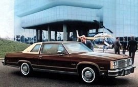 1978 Oldsmobile Ninety Eight Regency Coupe