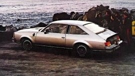 1979 Buick Century Turbo Coupe