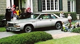 1979 Buick LeSabre Turbo Coupe