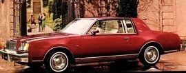 1979 Buick Regal Sport Coupe