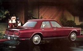 1979 Chrysler LeBaron Salon