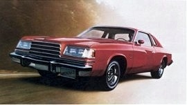 1979 Dodge Magnum XE GT Touring
