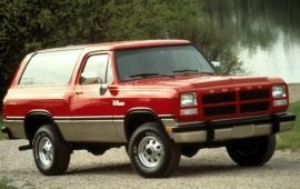 1979 Dodge Ramcharger Canyon Sport