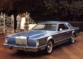 1979 Lincoln Mark 5 Givenchy Edition