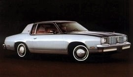1979 Oldsmobile Cutlass Calais 2-Door
