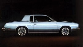 1979 Oldsmobile Cutlass Supreme 2 Door