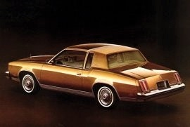 1979 Oldsmobile Cutlass Supreme 2 Door Brougham