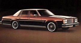 1979 Oldsmobile Delta 88 Royale Sedan
