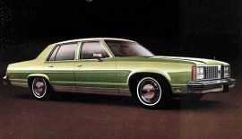 1979 Oldsmobile Ninety Eight LS
