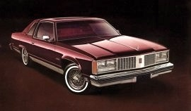 1979 Oldsmobile Ninety Eight Regency Coupe