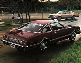 1979 Plymouth Volare Coupe