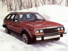 1980 AMC Eagle Wagon