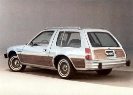 1980 AMC Pacer Wagon