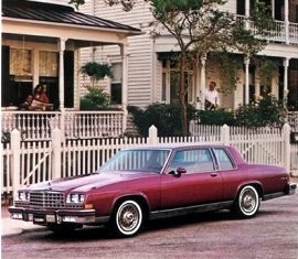 1980 Buick LeSabre Limited Coupe