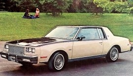 1980 Buick Regal Somerset