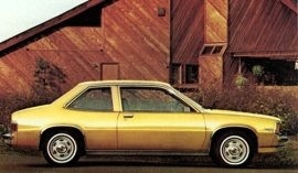 1980 Chevrolet Citation Club Coupe