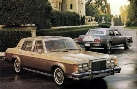 1980 Lincoln Versailles