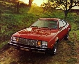 1980 Mercury Bobcat