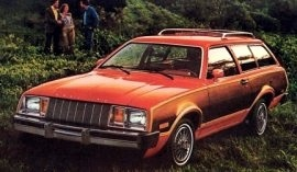 1980 Mercury Bobcat Wagon