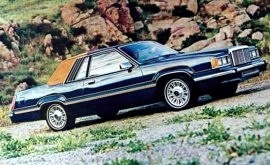 1980 Mercury Cougar XR7