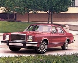 1980 Mercury Monarch