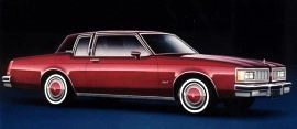 1980 Oldsmobile Delta 88 Holiday Coupe