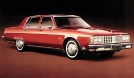 1980 Oldsmobile Ninety Eight LS Sedan