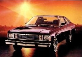 1980 Plymouth Volare 2-Door