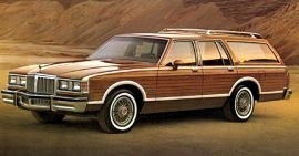 1980 Pontiac Bonneville Safari
