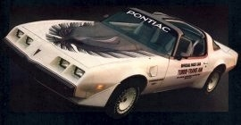 1980 Pontiac Firebird Trans Am Limited Edition Turbo