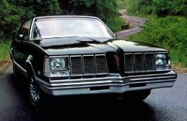 1980 Pontiac Grand Am
