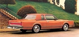 1981 Lincoln Town Car Coupe