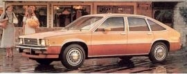 1982 Chevrolet Citation