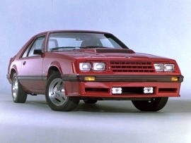 1982 Ford Mustang GT Coupe