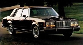 1982 Pontiac Grand LeMans 4-Door