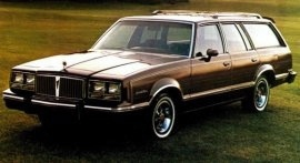 1982 Pontiac Grand LeMans Safari