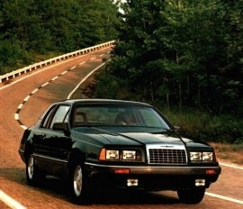 1984 Ford Thunderbird Turbo