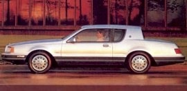 1984 Mercury Cougar XR-7