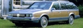 1984 Oldsmobile Cutlass Ciera Cruiser