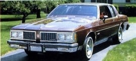 1984 Oldsmobile Eighty Eight Royale Coupe