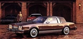 1984 Oldsmobile Toronado Caliente Coupe