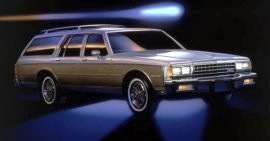 1985 Chevrolet Caprice Estate