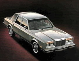 1985 Chrysler Fifth Avenue 2