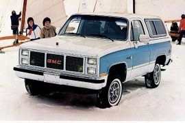 1985 GMC Jimmy