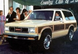 1985 GMC Jimmy S15