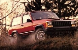 1985 Jeep Cherokee Chief