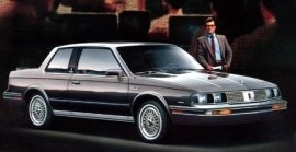 1985 Oldsmobile Cutlass Ciera Brougham Coupe