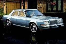 1985 Plymouth Gran Fury Salon