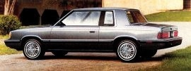 1985 Plymouth Reliant LE 2-Door